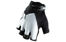 Fox Reflex Gel Short Mitaines Homme blanc/noir